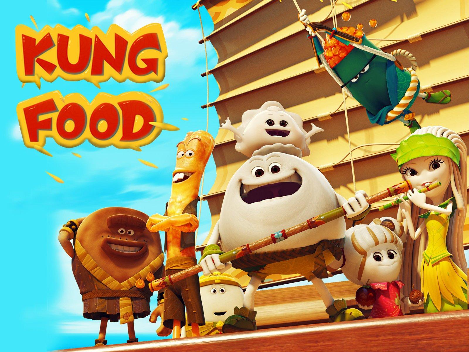 Amazon Watch Kung Food