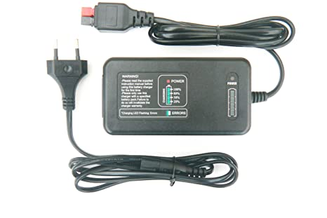 Kaddie Boy Limited – Cargador de batería totalmente automático para motocaddy – 12 V MCU control de pulso