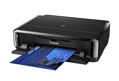 Impresora de inyección de tinta Canon PIXMA iP7250 Negra Wifi