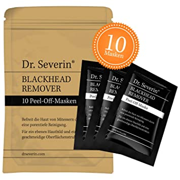 Black Mask Dr Severin Blackhead Remover Peel Off Maske