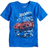 Hot Wheels Boys Graphic Short Sleeve Shirt (4-7)