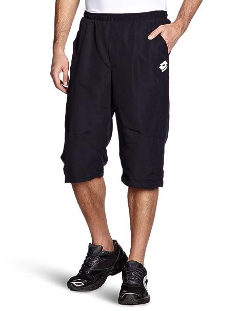 Lotto Sport - Pantalones de pádel para Hombre, tamaño M, Color Fuerte n/Caribe: Amazon.es: Ropa y accesorios