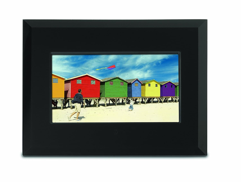 Polaroid XSU-00710B Digitaler Bilderrahmen 7 Zoll Glas: Amazon.de ...