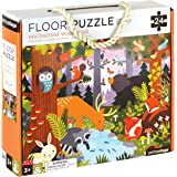 Wild & Wolf Enchanted Woodland Floor Puzzle