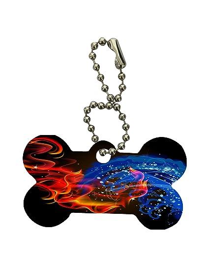 Amazon com : Fire Water Vape Bright Colored Smoke Swirls Dog