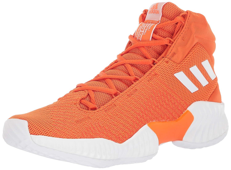 Orange blanc Orange 43 EU adidas - Pro Bounce 2018 Homme