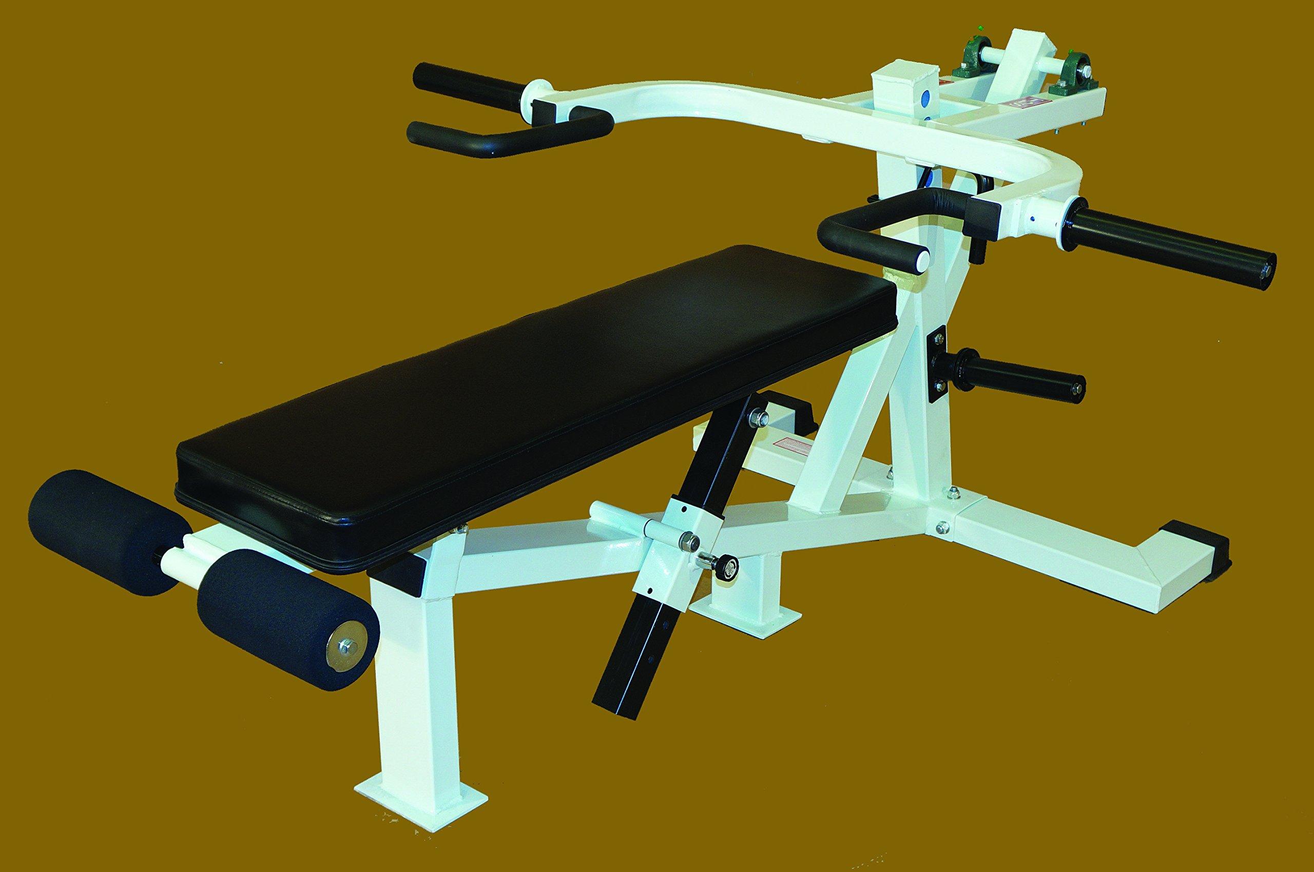 Pro Power Bench System - Gym quality