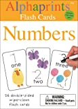 Alphaprints: Wipe Clean Flash Cards Numbers (Wipe Clean Activity Flash Cards)