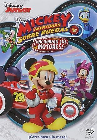 Mickey  Aventuras sobre Ruedas  ¡Enciendan los Motores!  Varios Actores ada07f59ddc