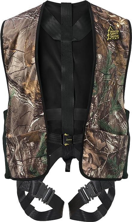 81GHTtV vnL._SY741_ amazon com hunter safety system treestalker safety harness