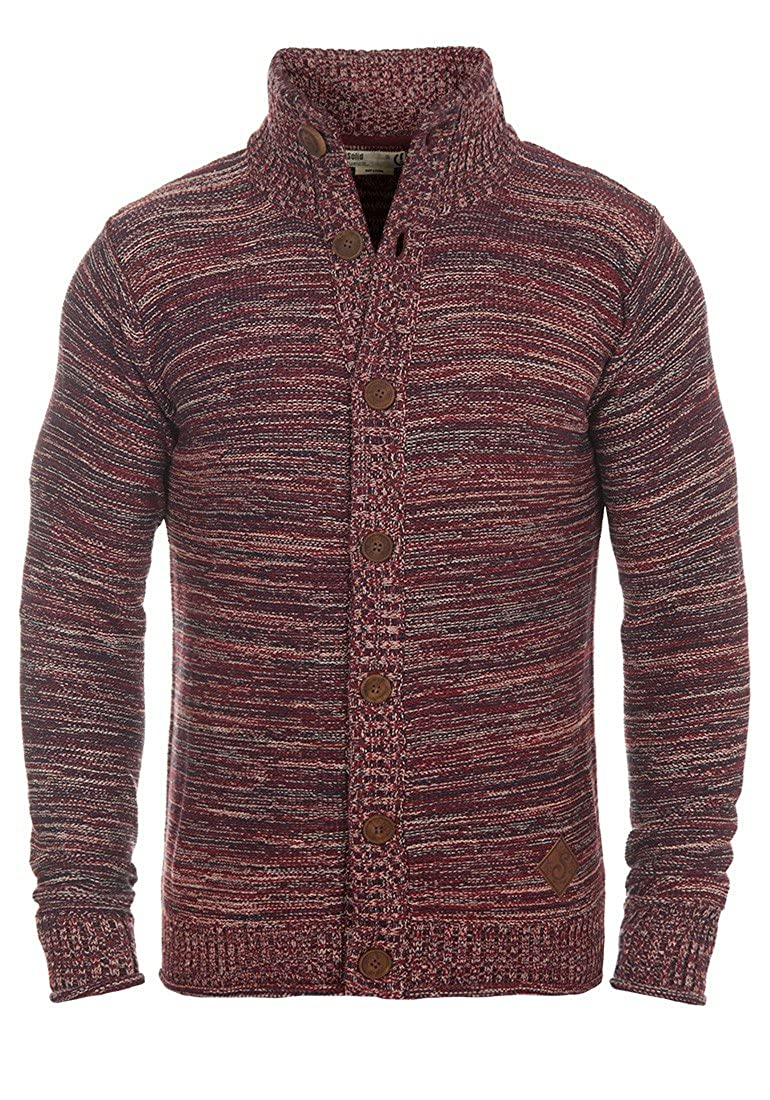 Solid Mahir Men's Cardigan