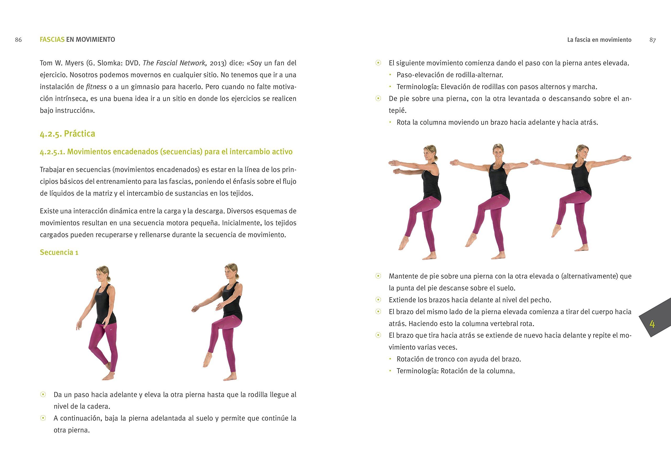 Fascias en movimiento: Entrenamiento especÃfico y fisiologÃa ...