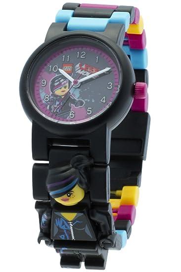 Lego 9009990-8020233 - Reloj de Pulsera Infantil Niño, Plástico, Color