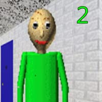 Education Basic Horror Game - 2