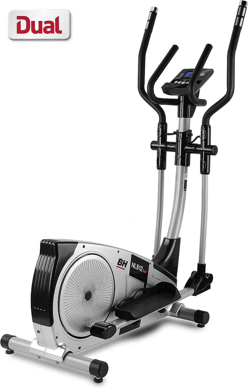 BH Fitness - Bicicleta elíptica NLS12 Dual