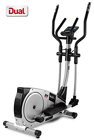 Bicicleta elptica nls12 dual bh fitness