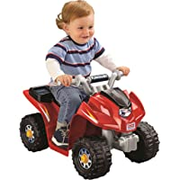 Fisher-Price Power Wheels Kawasaki Lil' Quad