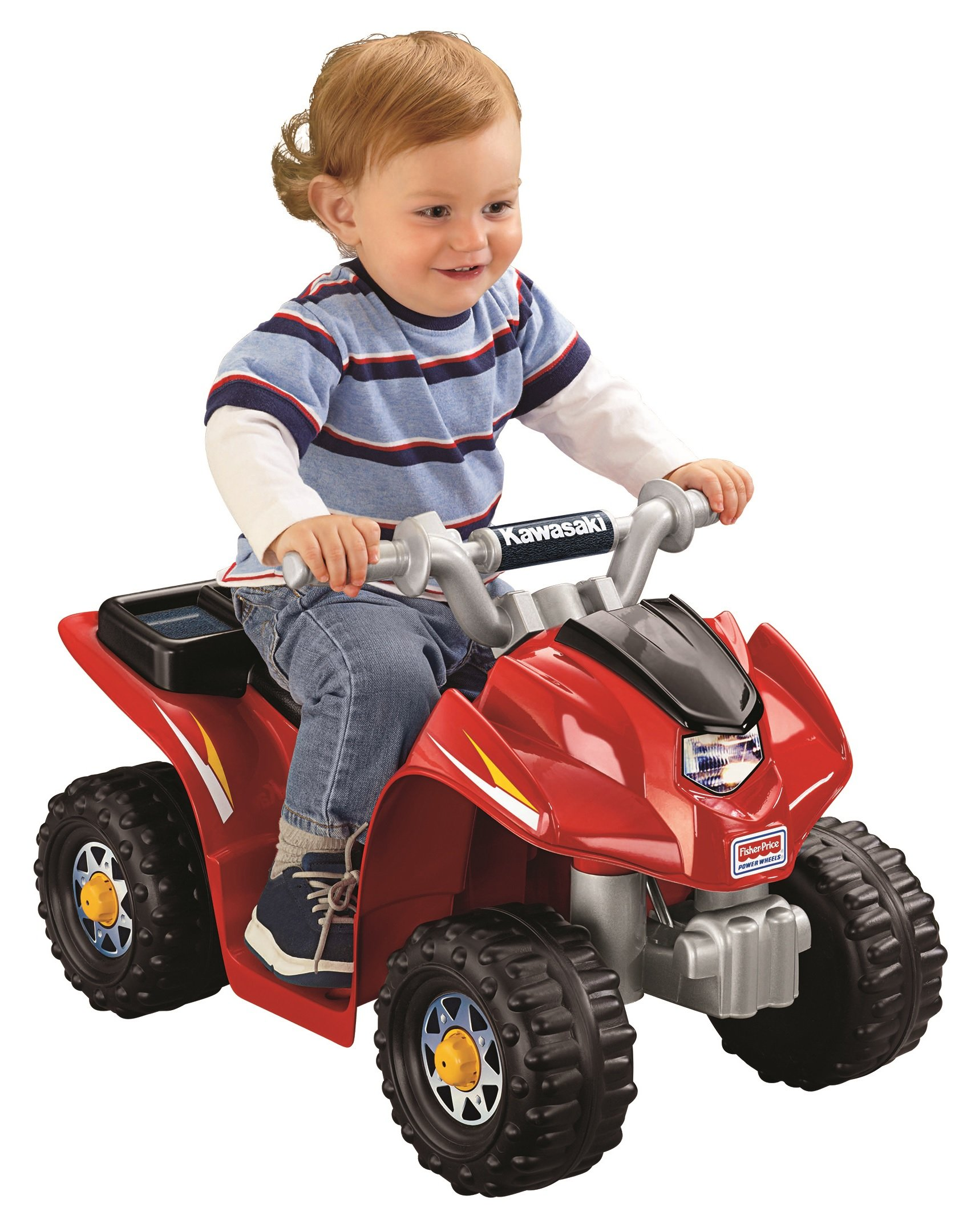 Power Wheels Kawasaki Lil' Quad by Fisher-Price