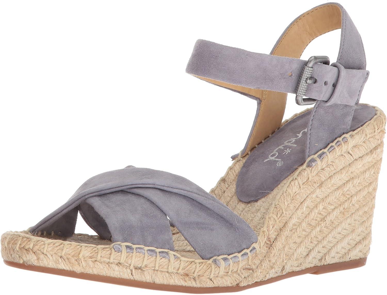 Splendid Womens Fairfax Espadrille Wedge Sandal