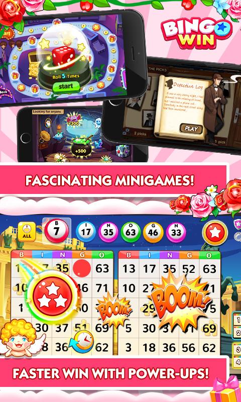 Bingo Win: Play Bingo with Friends!: Amazon.es: Appstore para Android