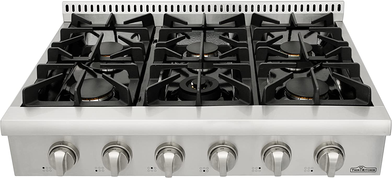 Choose Top 8 Best gas range for Home Chef in 2020 9