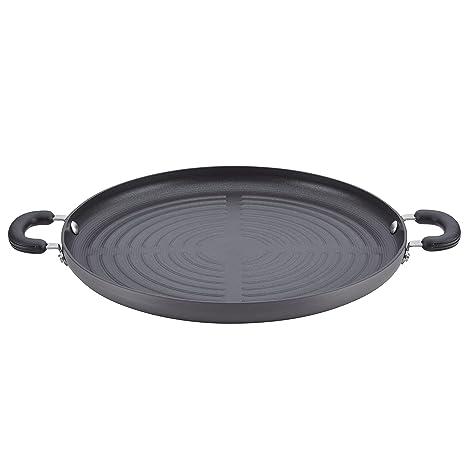 Circulon 83851 Classic Cookware Jumbo - Parrilla de aluminio ...