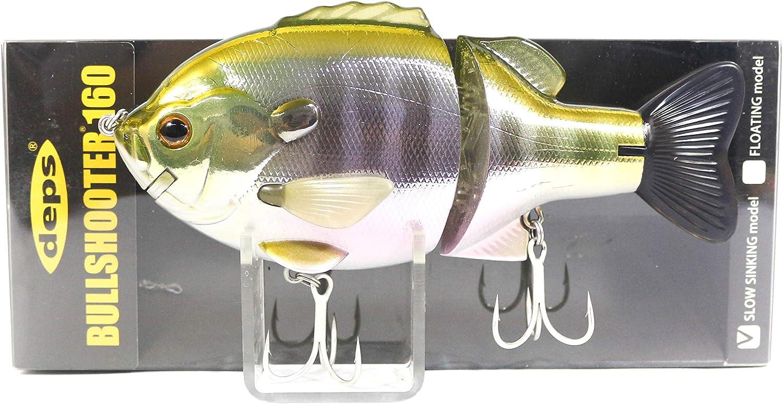 deps BULLSHOOTER 160 Slow Sinking Model #09 Metal Blue Gill