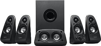 Logitech Z506 5.1-Ch Home Theater Speakers