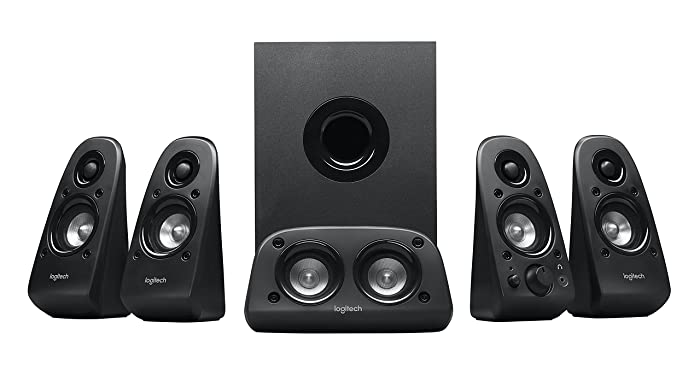 Top 10 Logitech Z 506Home Theater Speaker