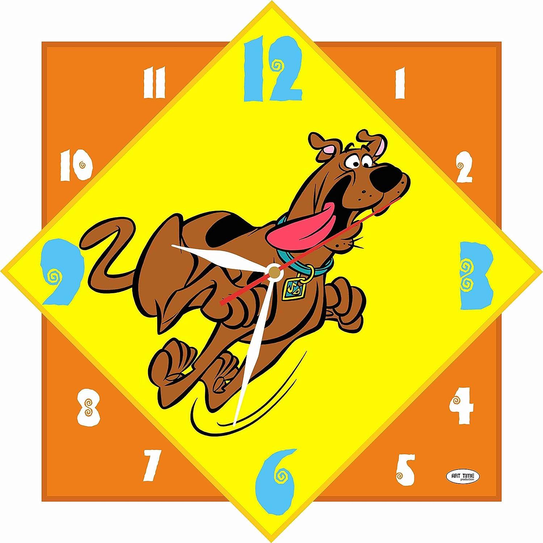 Amazon.com: Scooby Doo 11.8\'\' Handmade unique Wall Clock - Get ...