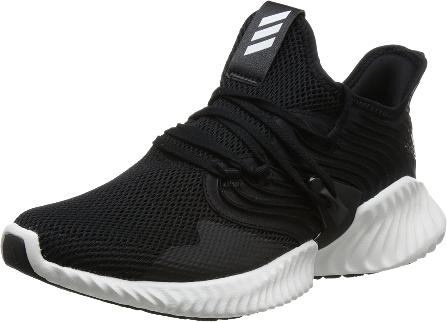 adidas Men's Alphabounce Instinct CC M, BlackWhite, 10.5 M US