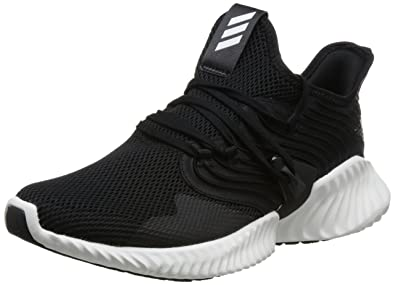 2dbdd850574be adidas Men's Alphabounce Instinct CC M, Black/White
