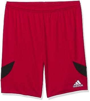 adidas Jungen Shorts NOVA 14 Y, RotWeiβSchwarz, 176