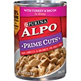 Purina ALPO Prime Cuts Wet Dog Food - 12-13.2 oz. Cans