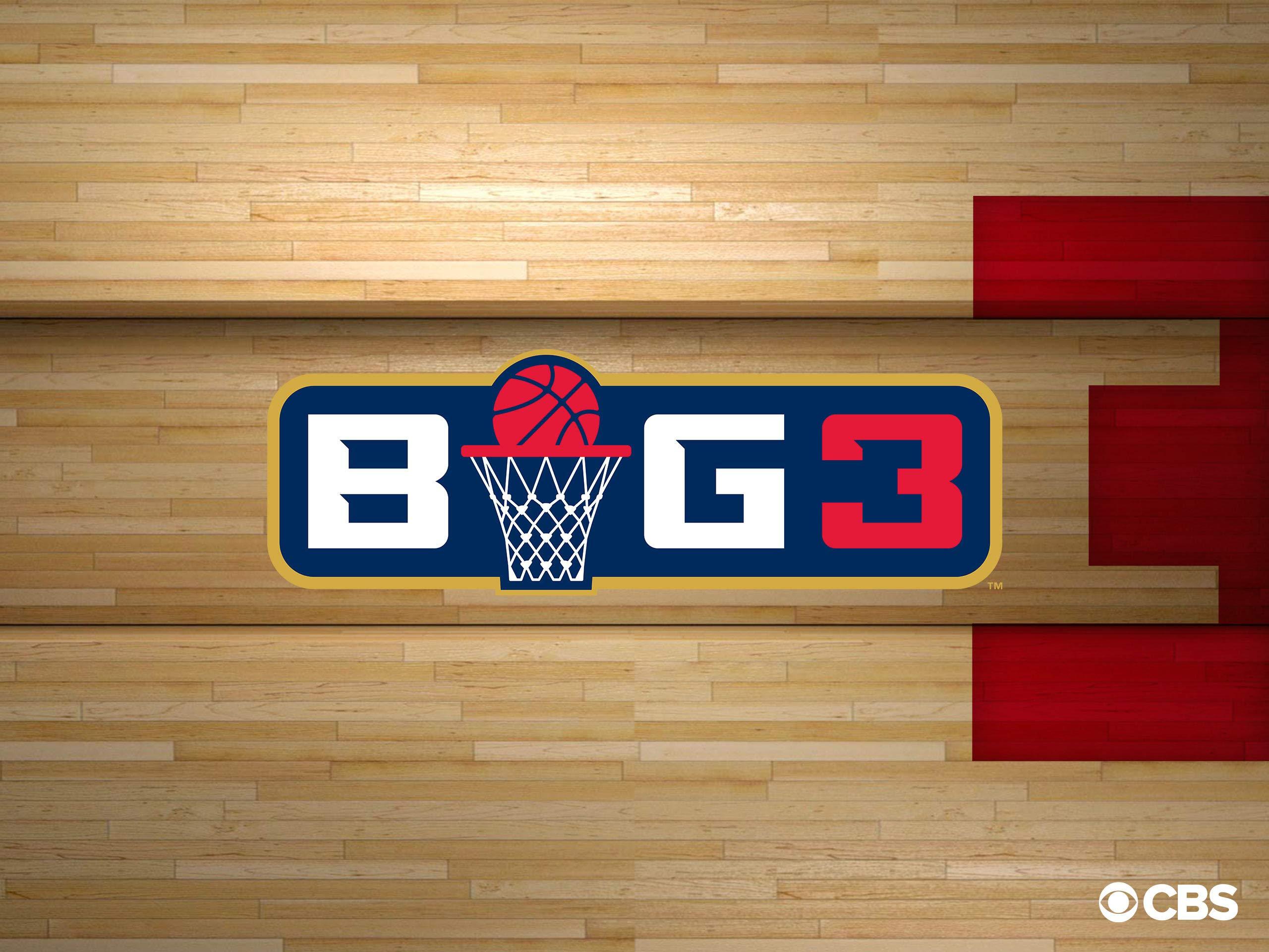 Amazon com: Watch BIG3 Basketball Season 2019   Prime Video