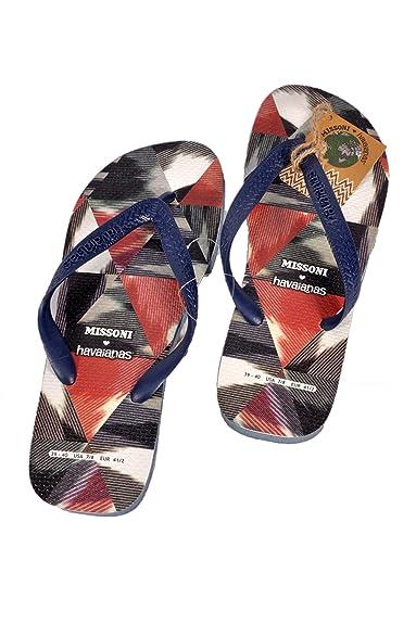 a9c0b02594d7d MISSONI Havaianas Flip Flops Gr. 41-42 - 17019  Amazon.de  Schuhe ...