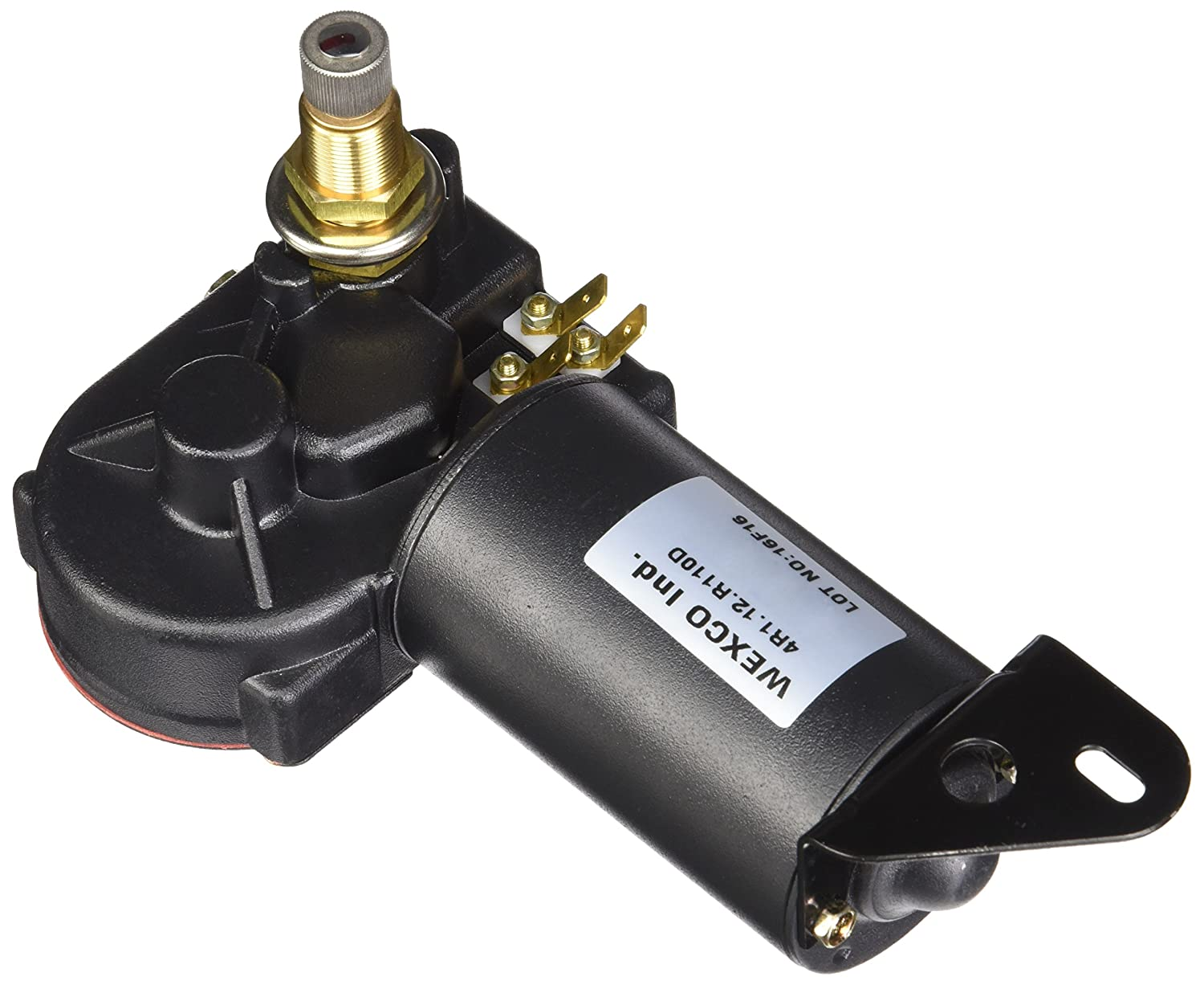 Wexco 4R1.12.R110D 1.5' Wiper Motor, 12V
