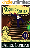 Bruised Spirits (A Daisy Gumm Majesty Mystery, Book 11): Historical Cozy Mystery