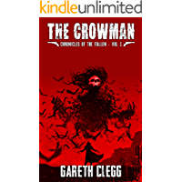 The Crowman: A Weird West Novella Series (Chronicles of the Fallen Book 1) book cover