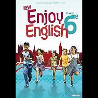 New Enjoy English 6e - Manuel numérique élève : Méthode d'Anglais Collège (New Enjoy 6e)