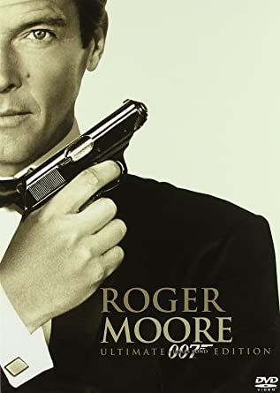 007 Pack James Bond: Rooger Moore Collection (Box Set) [DVD]