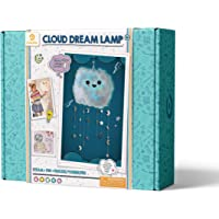 GoldieBlox Cloud Dream Lamp, for Kids 8+, Features Remote-Controlled Color Changing LED Lights, Educational DIY STEM…