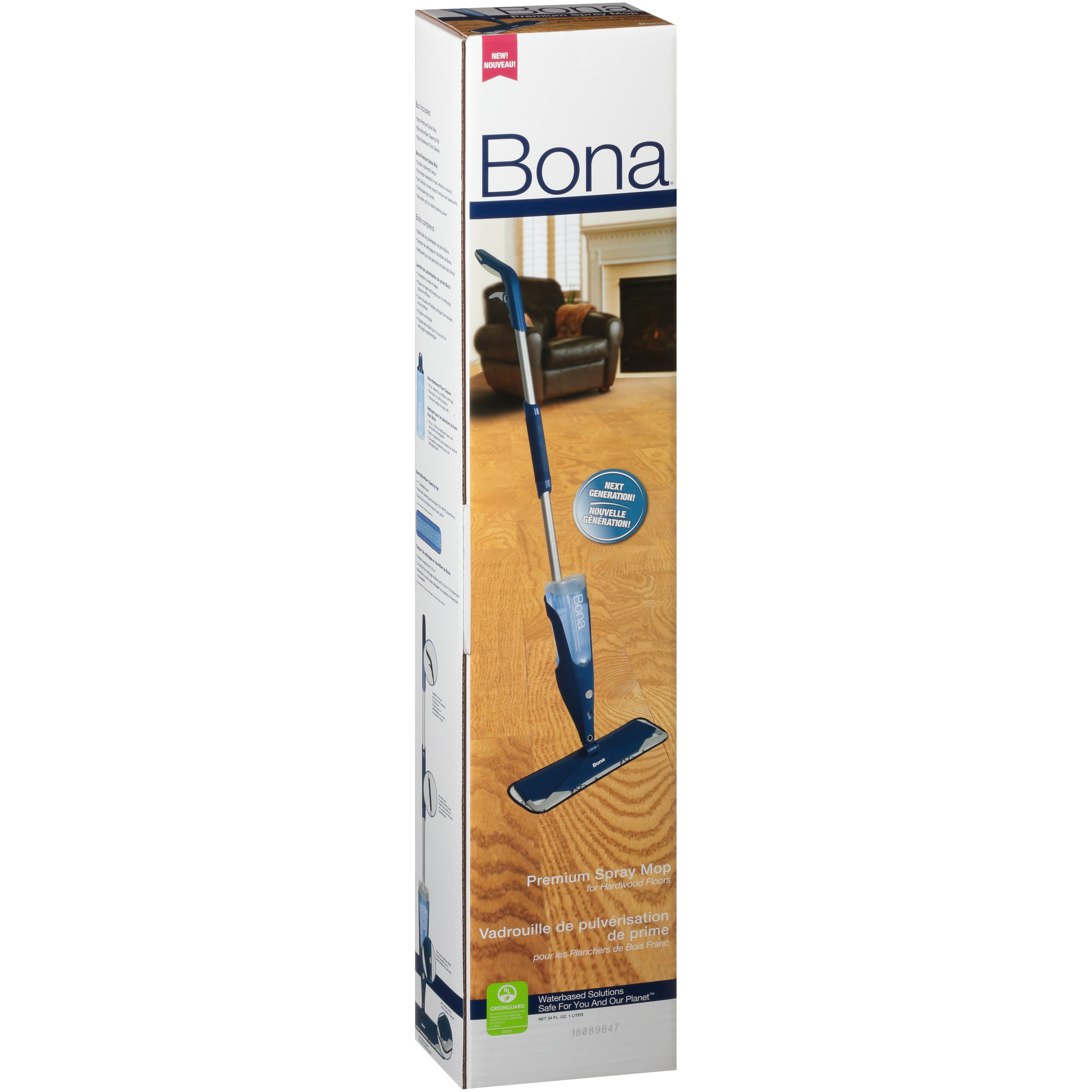 Bona Hardwood Floor Spray Mop Premium by Bona (Image #3)