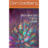 Advanced Torts Law