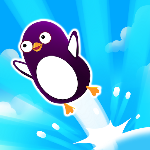- Bounce Penguin Masters