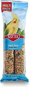Kaytee Formed Bird Treats and Treat Sticks