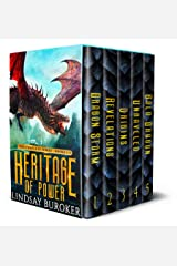 Heritage of Power (The Complete Series: Books 1-5): An epic dragon fantasy boxed set Kindle Edition