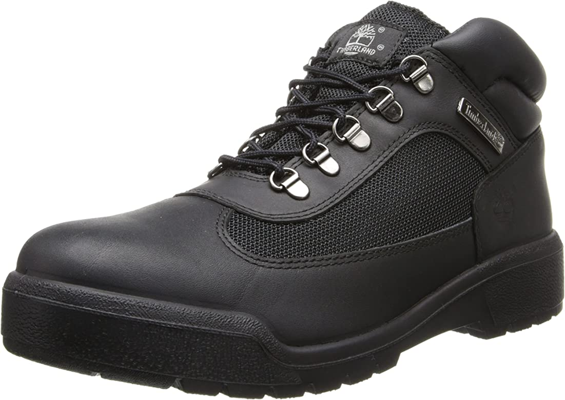 Timberland Men's Icon Field Boot, Black