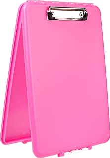 product image for Dexas Slimcase Storage Clipboard, Pink