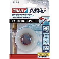 Tesa 56064-00003-00 extra Power Extreme Repair, 2.5m x 19mm, Zwart
